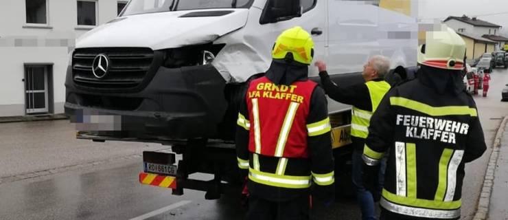Schwerer Verkehrsunfall Ulrichsberg