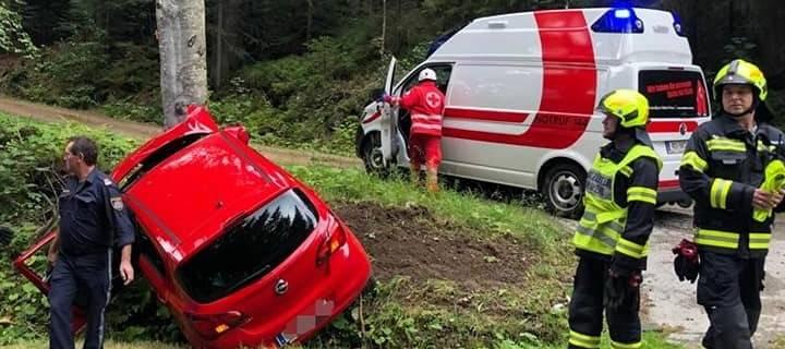 Verkehrsunfall Hochficht